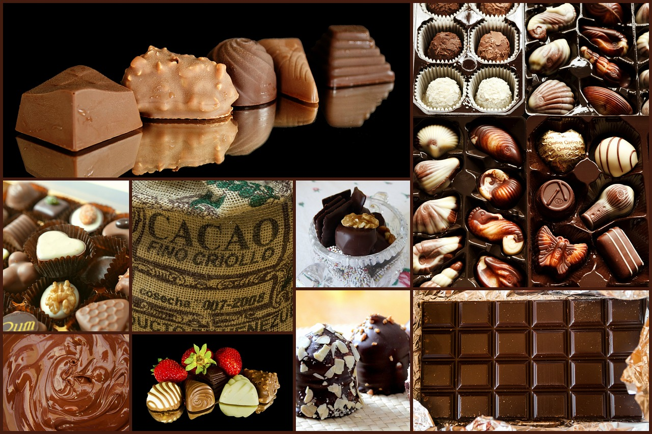 chocolate-collage-1735073 1280